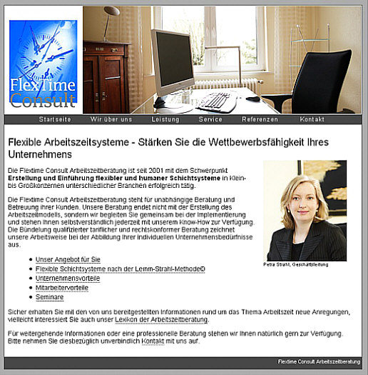 Flextime Consult Arbeitszeitberatungs GmbH