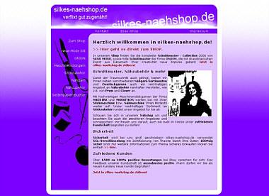 www.silkes-naehshop.de