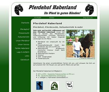 Pferdehof Haberland