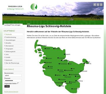 Rheuma-Liga Schleswig-Holstein
